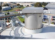 WAM offers protection for silos with VHS pressure relief valves