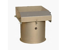 WAMFLO flanged round dust collectors are suitable for most industrial applications