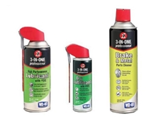 The 3-IN-ONE Professional range