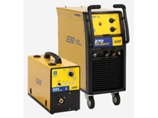 High Performance Weldmatic MIG Welding Machines from WIA