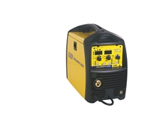 Portable MIG welder offers multi-process capabilities