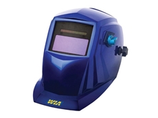 Both the shell and lens of WIA BLUE auto darkening welding helmets meet ANSI Z87.1-2003 [High Impact] standard