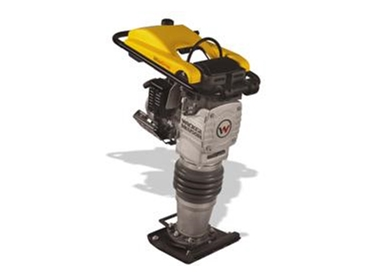 Petrol and Diesel Rammers from Wacker Neuson feature powerful air cooled 2 and 4 stroke engines.
