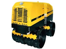Durable Remote Control Trench Rollers by Wacker Neuson