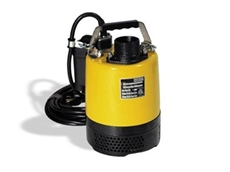 These submersible dewatering pumps can minimise the effects of small scale flooding