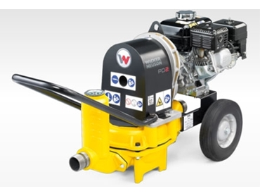 Intelligent PDI Diaphragm Trash Pumps are able to safely run dry