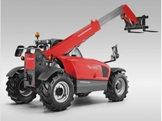 New WEIDEMANN T6025 CC70 telehandlers from Wacker Neuson