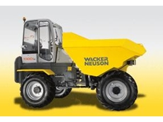 New four-wheel dumpers 10001+ from Wacker Neuson