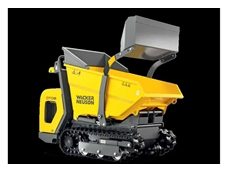 Powerful All Terrain Track Dumper from Wacker Neuson