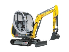 Compact Excavators from Wacker Neuson.