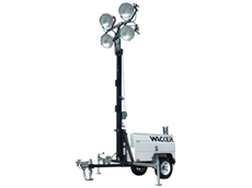 Trailer Mounted Light Towers and Light Balloons by Wacker Neuson
