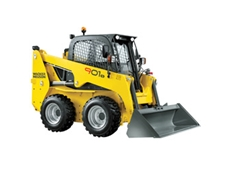 Versatile Skidsteer Loaders by Wacker Neuson
