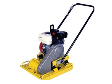 Vibration Plates Compaction Applications