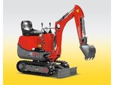 Wacker Neuson compact excavator 803