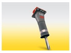 Hydraulic breaker from Wacker Neuson