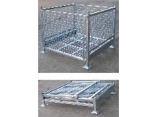 Wagen Manufacturing supply fold down stillages