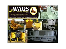 High Pressure Grout Pumps from Wagss