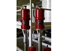 Wagss Aluminium series grout pump