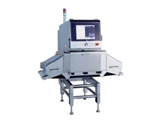 Sanitary x-ray systems from Walls Machinery