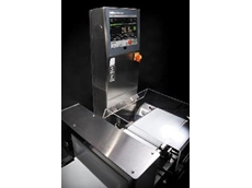 Anritsu's SSV Series checkweigher
