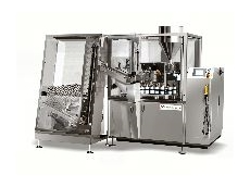 The Nordenmatic 702 Automatic Tube Filling and Sealing Machine.