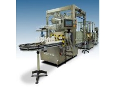 Serac's filling and capping machines.