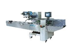 Fuji Machinery's new horizontal form-fill-seal machine.