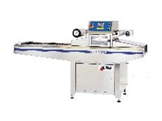 The Ilpra FoodPack Speedy In-line Tray Sealer.