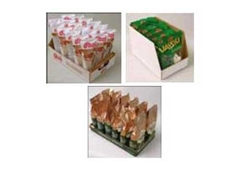 The shrink wrappers and tray and case packers from Walls Machinery are ideal for convenience food producers