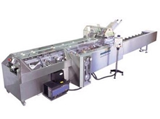 Rhomboid-Box Cartoner Machine available from Walls Machinery