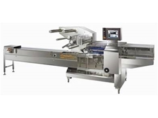 Fuji Alpha VII horizontal flow wrapping machine