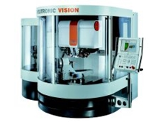 CNC grinding machine with linear motors