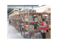 Warehouse Shelving from Warehouse By Design