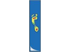 The Athletes Foot logo mats