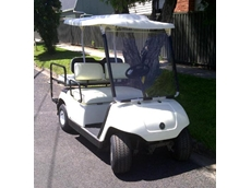 Golf carts for hire