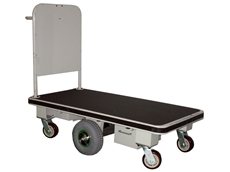 Powered Turnmate electric trolleys