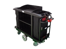 Warequip Powered 2 Go Maid Housekeeping Carts