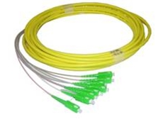 Optic fibre cords