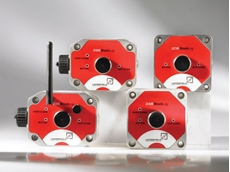 Shock data loggers