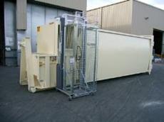 Transportable compactors