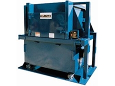 Wastech Engineering stocks Marathon Vert-I-Pack compactor