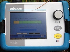 SebaKMT's fixed network of correlating noise loggers enables both the remote monitoring of trunk mains and the exact location of leaks