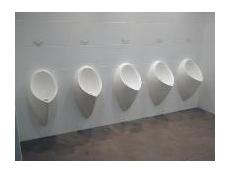Uridan waterless urinals