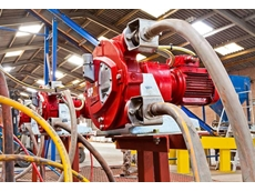 Ibstock Brick operates one Bredel SPX50 and one SPX25 high pressure hose pump, along with four SPX15 mini hose pumps at its Throckley plant