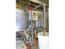 The Masosine positive displacement pumps at Kinnerton improve productivity and consistency on chocolate and caramel production lines