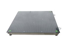 Single frame platform scales are ideal for industrial applications