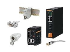 Weidmuller industrial Ethernet products.