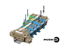 The P-Series is characterised by high performance encased in a small terminal housing.