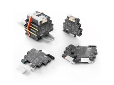 Compact plug in relays