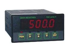 PMX current/voltage display.